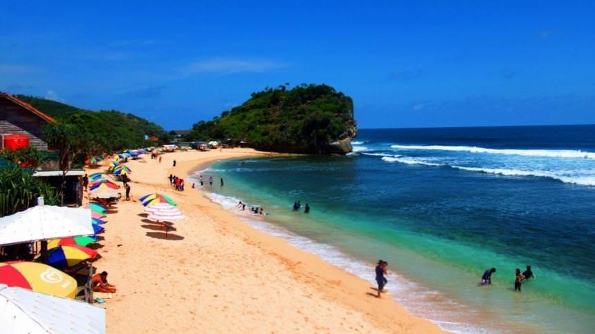 Pantai Indrayanti Pantai Indrayanti Cover - Dolan Dolen