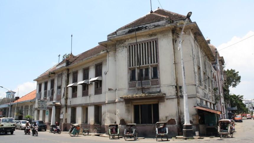 Kota Lama Semarang Kota Lama Semarang Cover - Dolan Dolen
