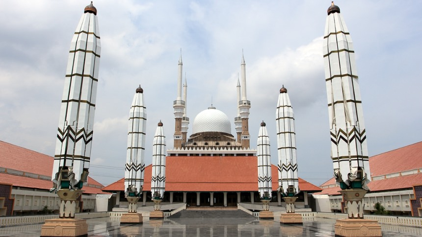 Masjid Agung Semarang Masjid Agung Semarang Cover - Dolan Dolen