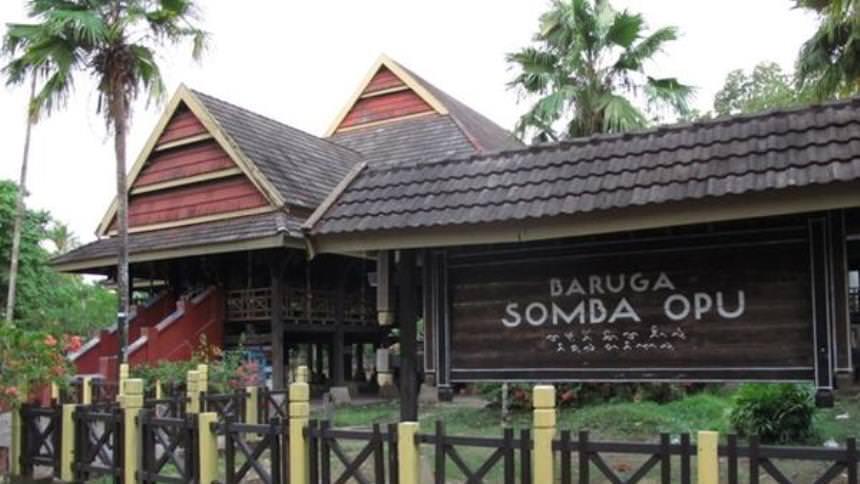 Benteng Somba Opu Benteng Somba Opu - Dolan Dolen