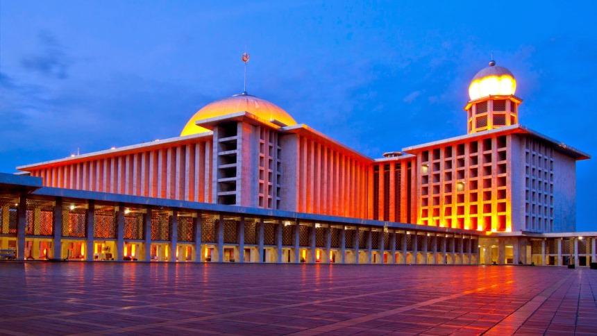 Masjid Istiqlal Masjid Istiqlal - Dolan Dolen