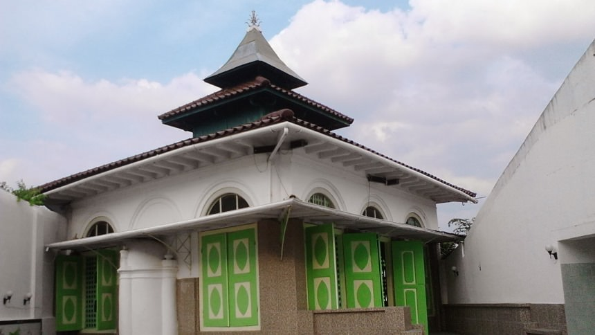 Masjid Layur Semarang Masjid Layur Semarang - Dolan Dolen