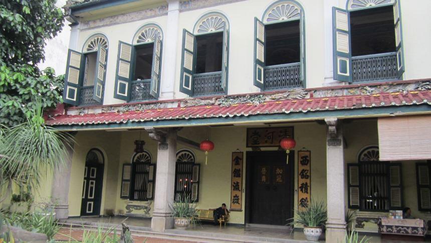 Rumah Tjong A Fie Rumah Tjong A Fie - Dolan Dolen