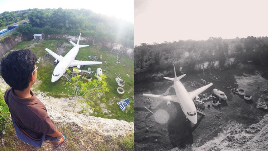 Bangkai Pesawat Bukit Jimbaran Bangkai Pesawat Bukit Jimbaran - Dolan Dolen