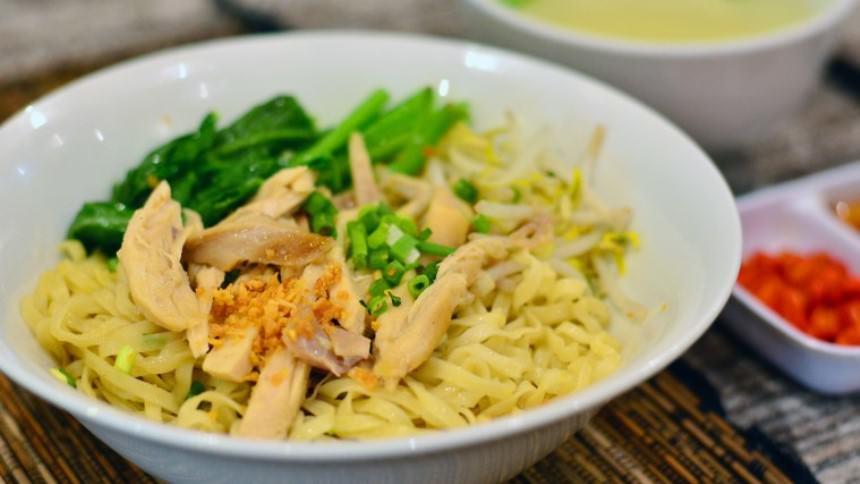 Mie Ayam Jamur Kumango Mie Ayam Jamur Kumango - Dolan Dolen
