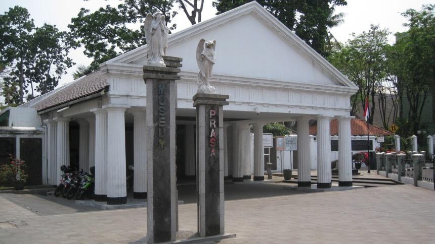 Museum Taman Prasasti Museum Taman Prasasti - Dolan Dolen