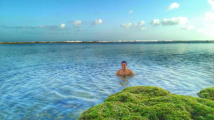 Pantai Gunung Payung Pantai Gunung Payung - Dolan Dolen