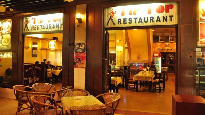 Restoran Tip Top Restoran Tip Top - Dolan Dolen