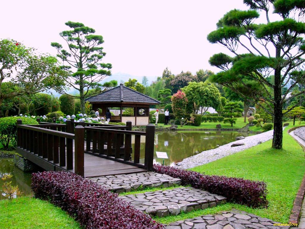Berpetualang Ke 5 Negara Di Taman Bunga Nusantara Bogor