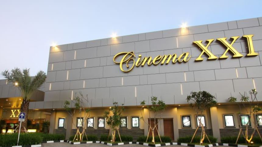 Cinema XXI Jogja Cinema XXI Jogja - Dolan Dolen