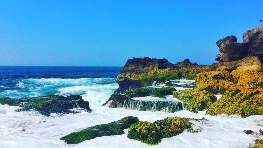 Ombak Pantai Kedung Tumpang Ombak Pantai Kedung Tumpang - Dolan Dolen