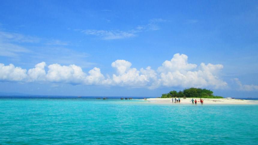 Pulau Peucang Private Island Pulau Peucang Private Island - Dolan Dolen