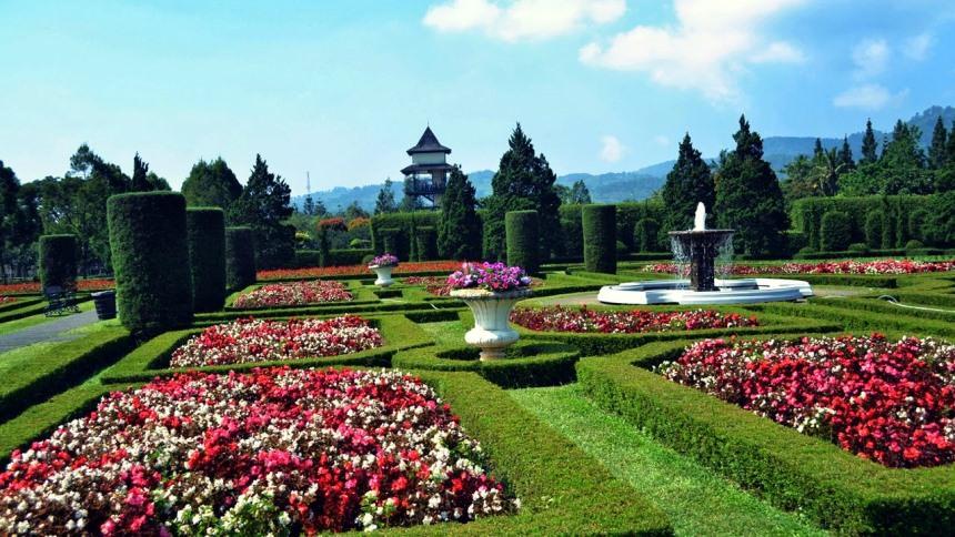 Taman Bunga Nusantara Bogor Taman Bunga Nusantara Bogor - Dolan Dolen