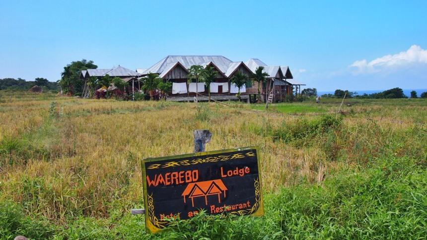 Wae Rebo Lodge Wae Rebo Lodge - Dolan Dolen