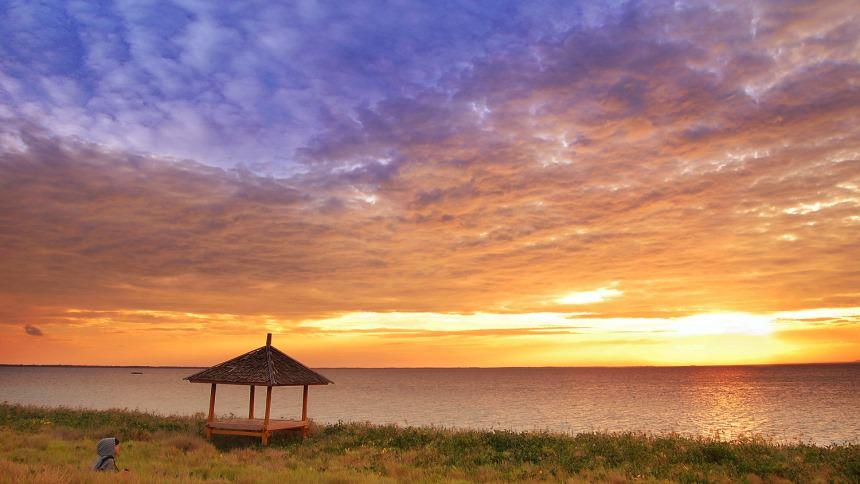 Sunset Pulau Kenawa Sunset Pulau Kenawa - Dolan Dolen