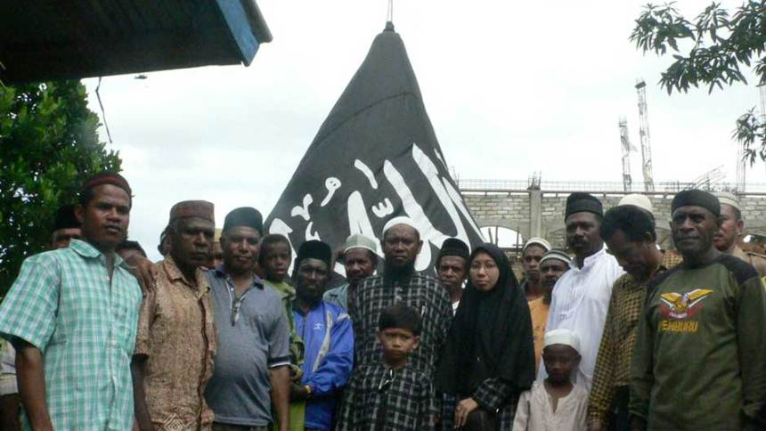 Islam di Lembah Baliem Islam di Lembah Baliem - Dolan Dolen