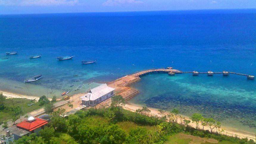 Padang Lamun Pulau Sapudi Padang Lamun Pulau Sapudi - Dolan Dolen