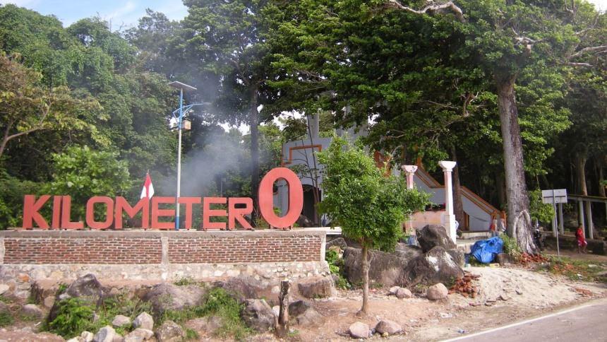 Titik Nol Indonesia Timur di Merauke Titik Nol Indonesia Timur di Merauke - Dolan Dolen