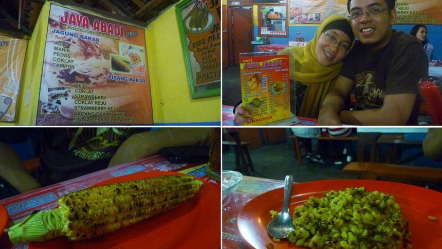 Cafe Jagung Jaya Abadi Cafe Jagung Jaya Abadi - Dolan Dolen