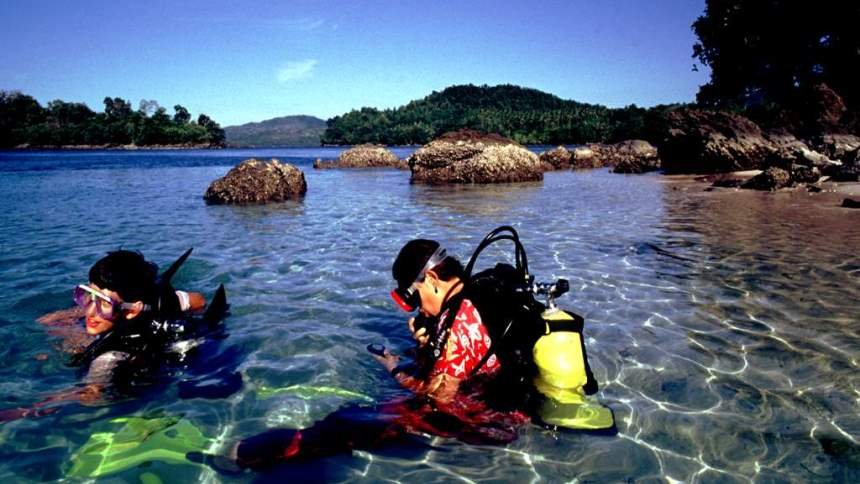 Diving Pantai Iboih Diving Pantai Iboih - Dolan Dolen