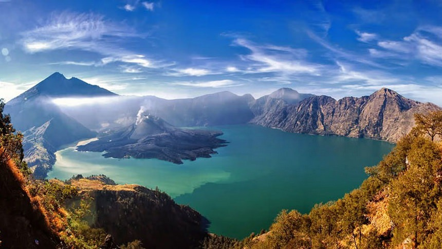 Gunung Rinjani Gunung Rinjani - Dolan Dolen
