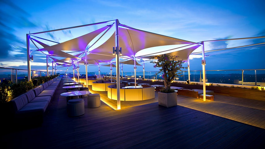 Harris Bukit Hotel Jimbaran Rooftop Harris Bukit Hotel Jimbaran Rooftop - Dolan Dolen