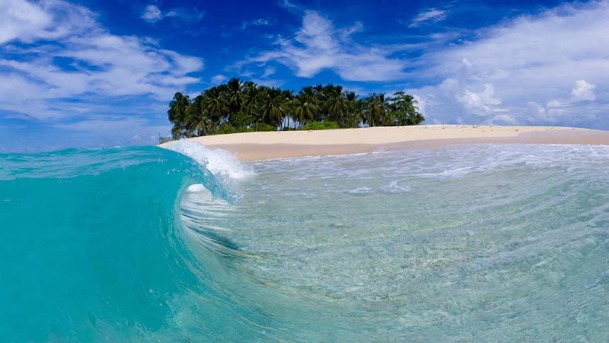 Ombak Laut Sumatera Ombak Laut Sumatera 1 - Dolan Dolen