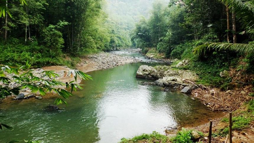 Sungai Suku Baduy Sungai Suku Baduy - Dolan Dolen