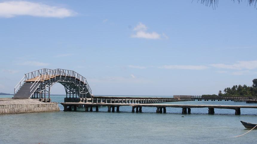 Jembatan Cinta Pulau Tidung Jembatan Cinta Pulau Tidung - Dolan Dolen