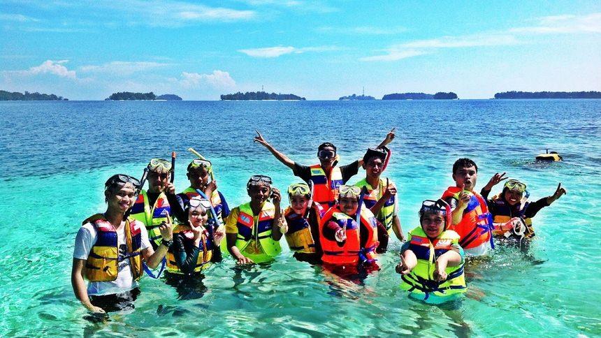 Air Laut Pulau Bira Air Laut Pulau Bira - Dolan Dolen