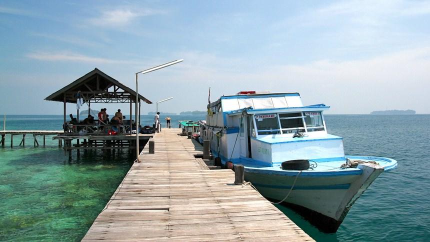 Dermaga Pulau Bira Dermaga Pulau Bira - Dolan Dolen