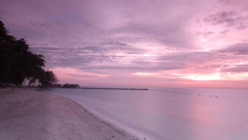 Pulau Bidadari Sunrise Pulau Bidadari Sunrise - Dolan Dolen