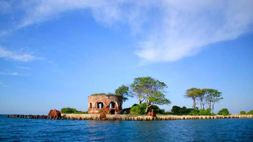 Pulau Bidadari Pulau Bidadari - Dolan Dolen