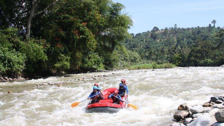 Sungai Alas Rafting Sungai Alas Rafting - Dolan Dolen
