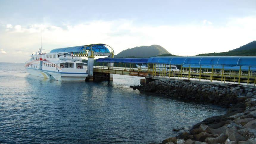 Pelabuhan Balohan Sabang Pelabuhan Balohan Sabang - Dolan Dolen