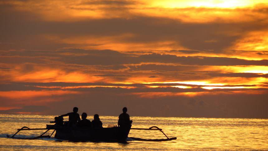 Sunset Pulau Kadidiri Sunset Pulau Kadidiri - Dolan Dolen
