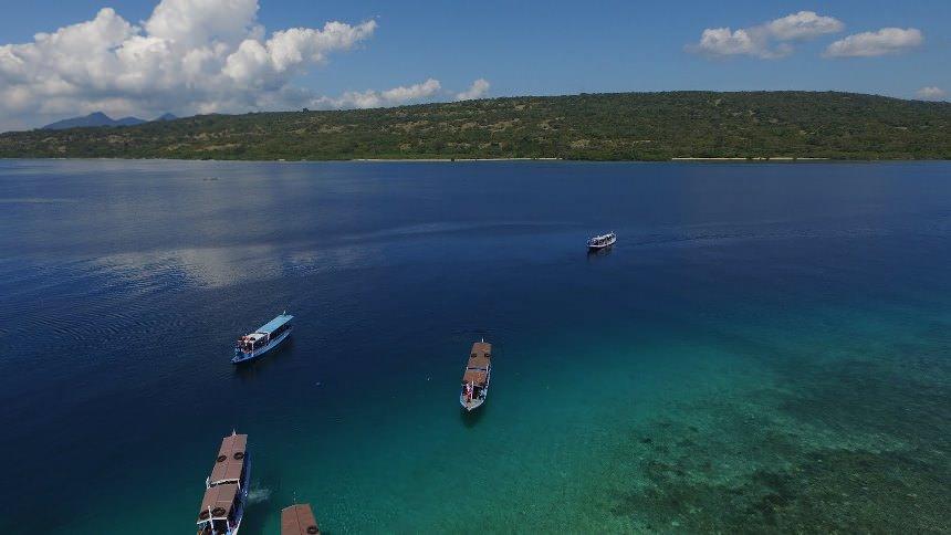 Kapal Menuju Pulau Tabuhan Kapal Menuju Pulau Tabuhan - Dolan Dolen