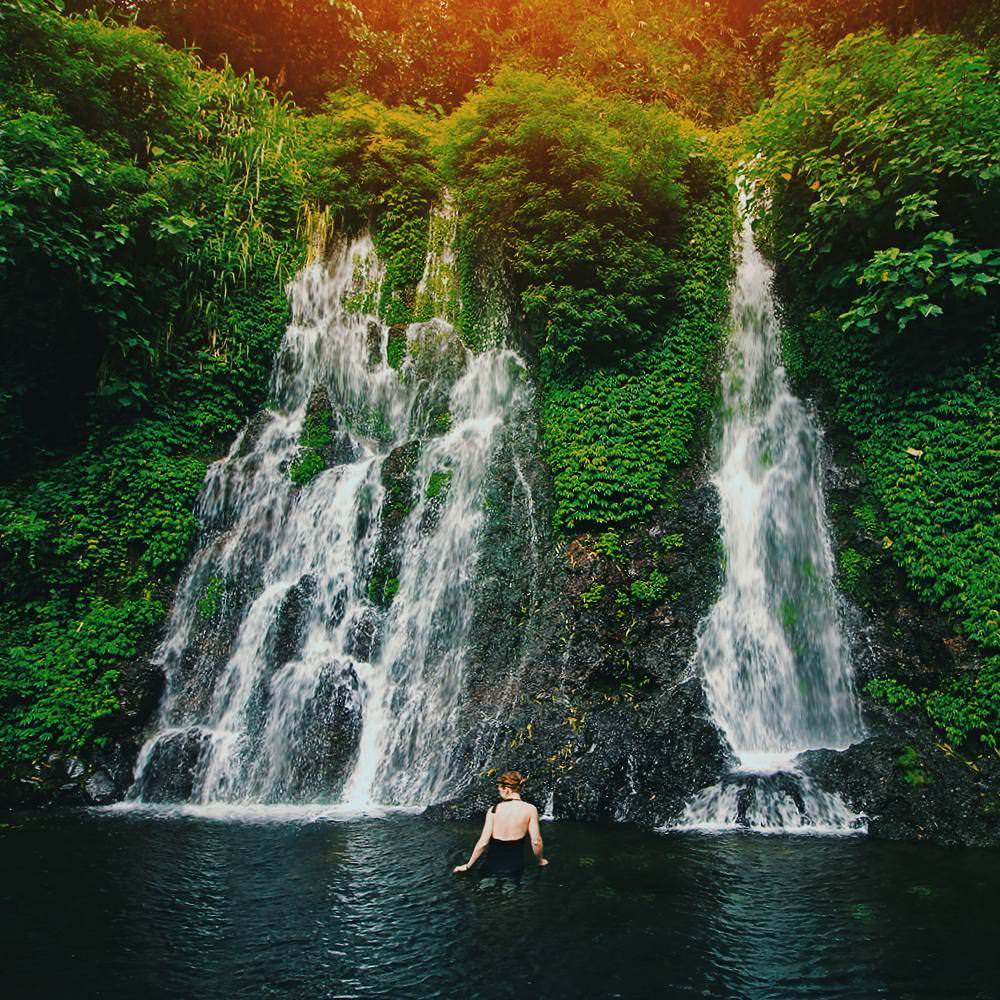 Niagara Jagir, Banyuwangi - Jawa Timur Air Terjun Jagir by Achmad Oddy Dolaners 1 - Dolan Dolen