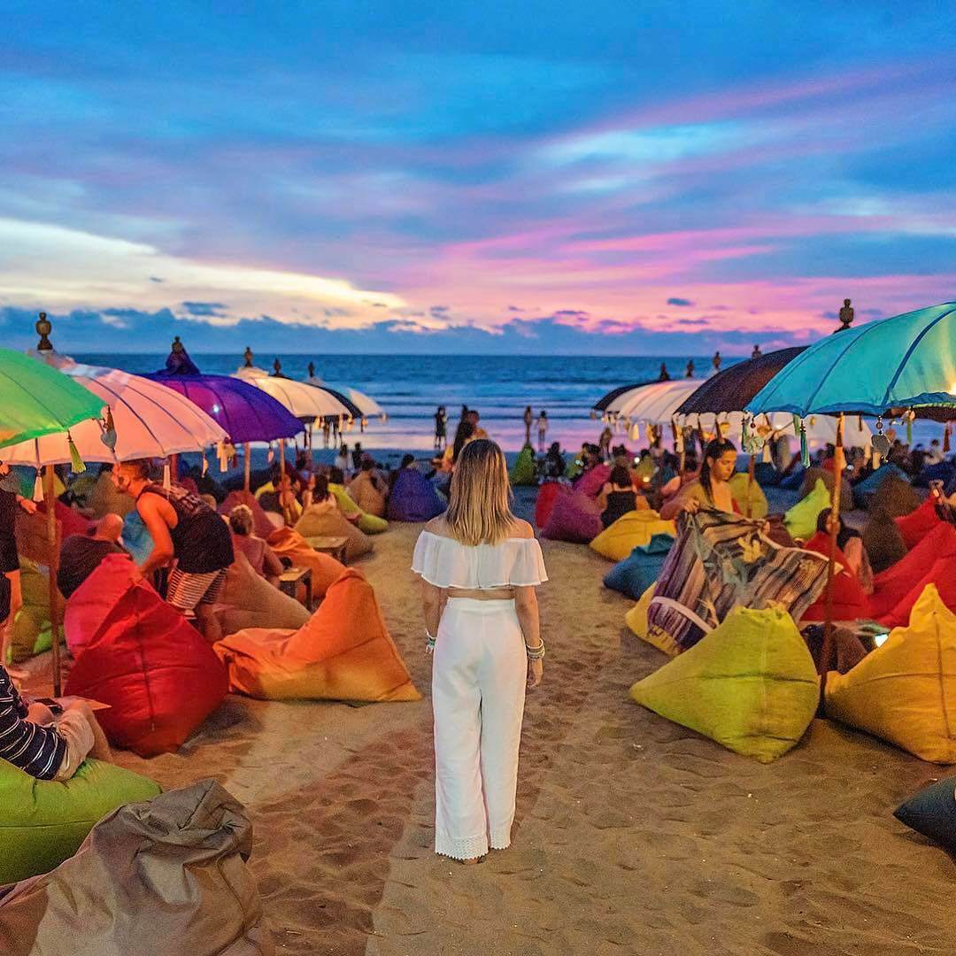 La Plancha Beach Bar & Restaurant, Seminyak, Kuta - Bali La Plancha Seminyak by Belinda Sheridan Dolaners - Dolan Dolen