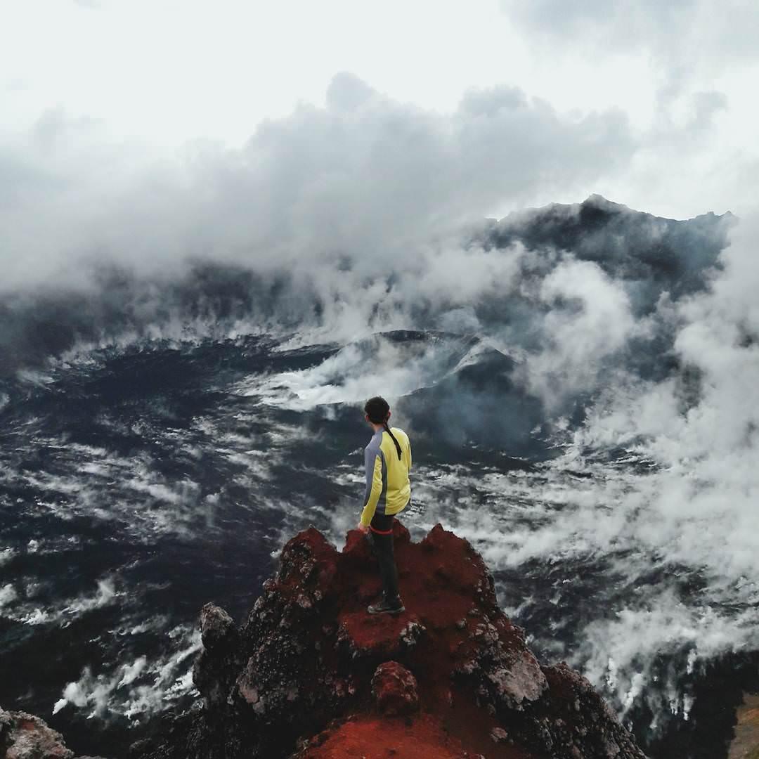 Gunung Raung Puncak Sejati, Banyuwangi - Indonesia Puncak Sejati Gunung Raung by Firmanesta13 Dolaners - Dolan Dolen