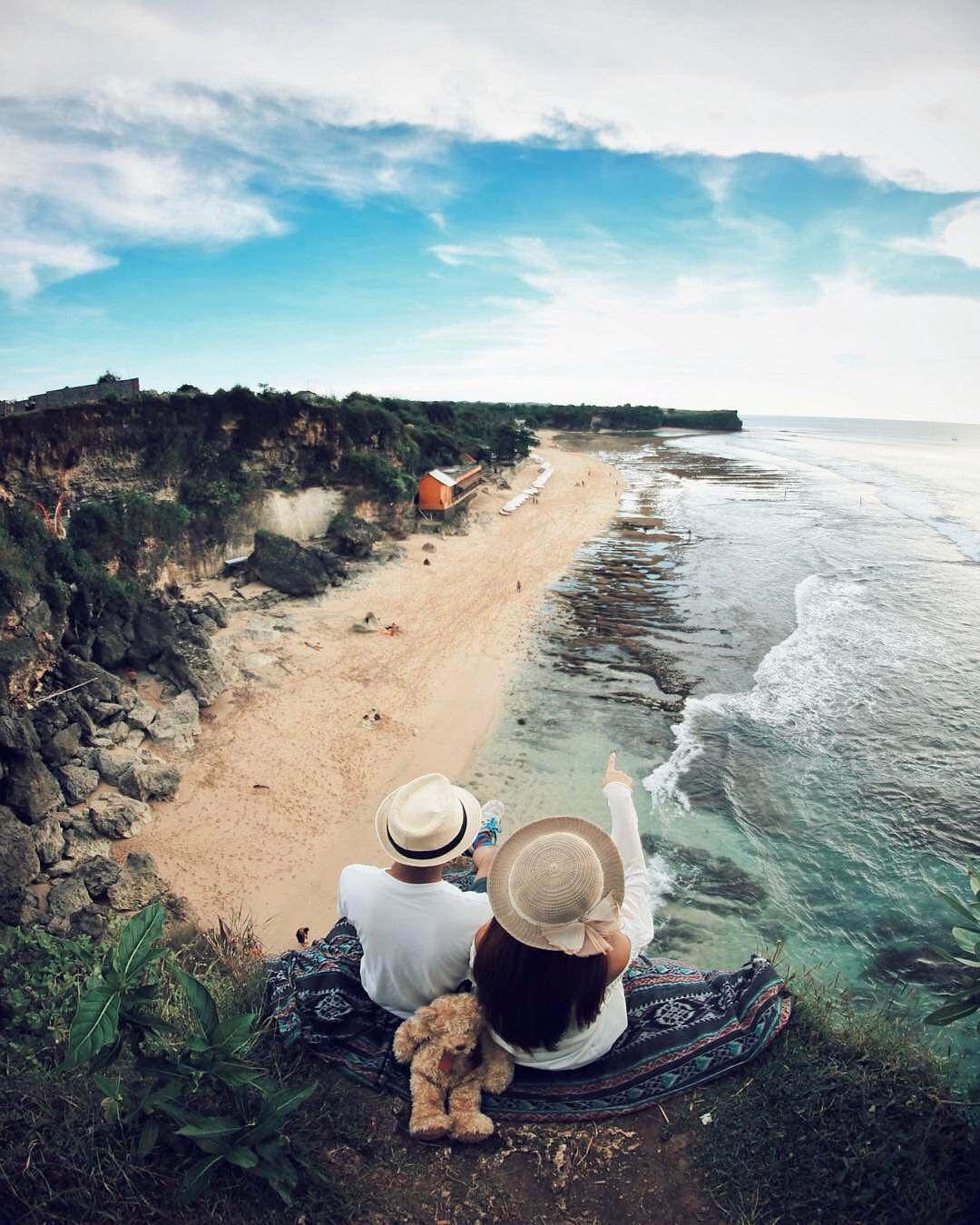 Tebing Pantai Balangan Badung Bali Tebing Pantai Balangan Pecatu by Gerry Norris Dolaners - Dolan Dolen