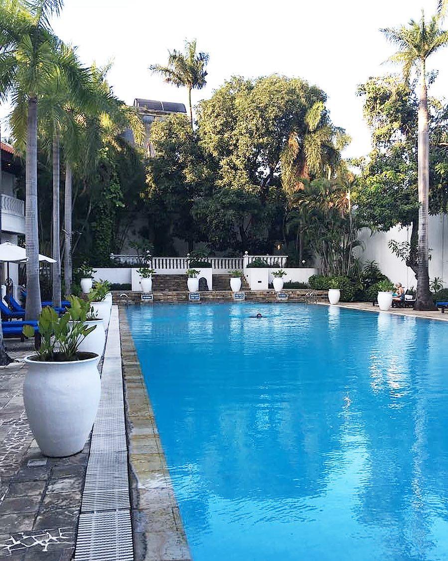 Kolam Renang Hotel Majapahit, kolam renang, Hotel Majapahit, kolam renang hotel, Hotel Majapahit Surabaya, weekend, Dolan Dolen, Dolaners Hotel Majapahit via hotelmajapahitsby - Dolan Dolen