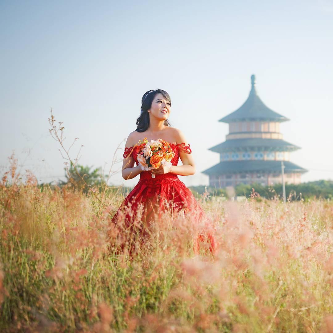 Pagoda Tian Ti, outdoor, Surabaya, Dolan Dolen, Dolaners Pagoda Tian Ti via ms - Dolan Dolen