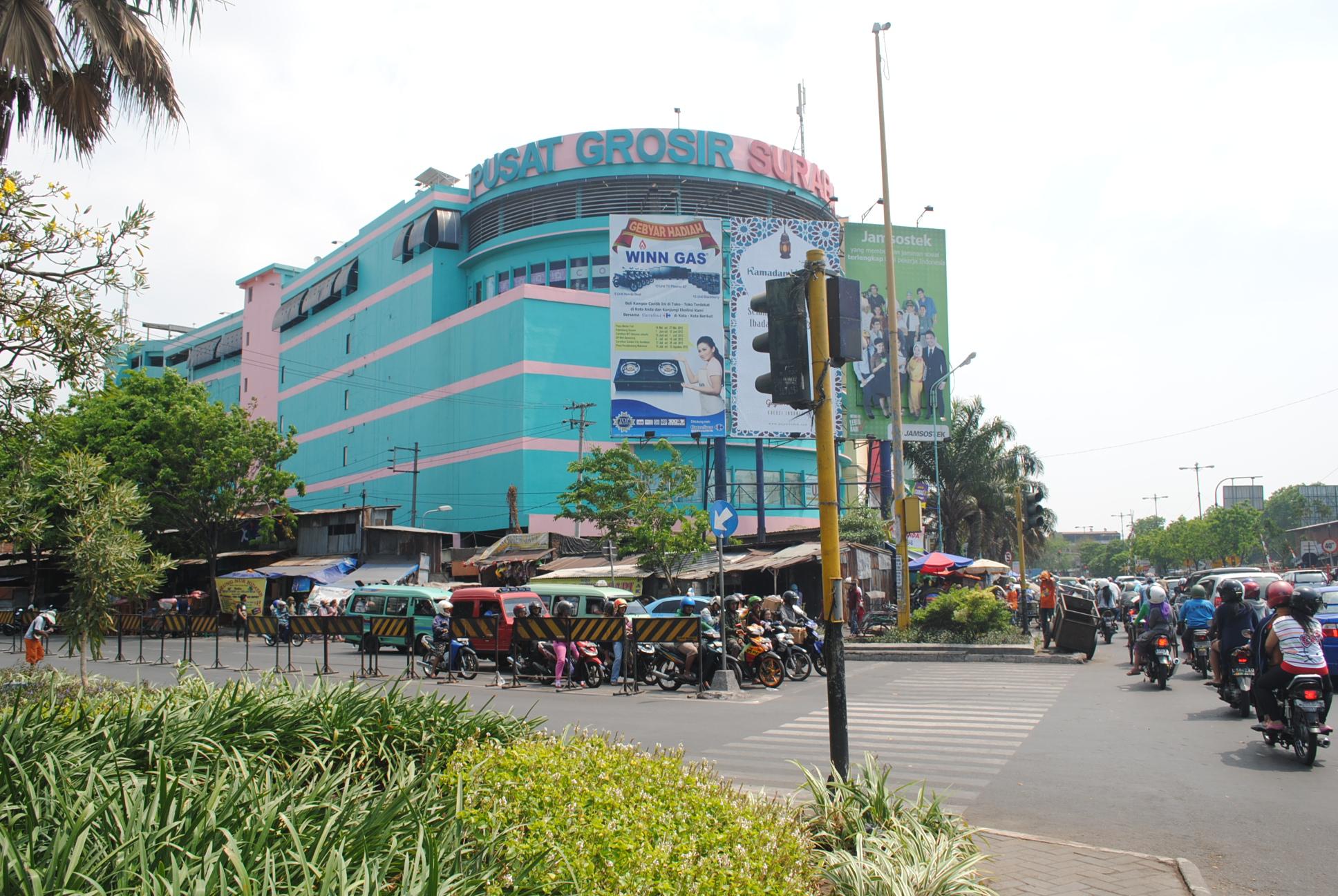 jalan-jalan, belanja surabaya, jalan-jalan wisata belanja, jalan-jalan wisata belanja di surabaya jalan jalan wisata belanja via tokogrosir - Dolan Dolen