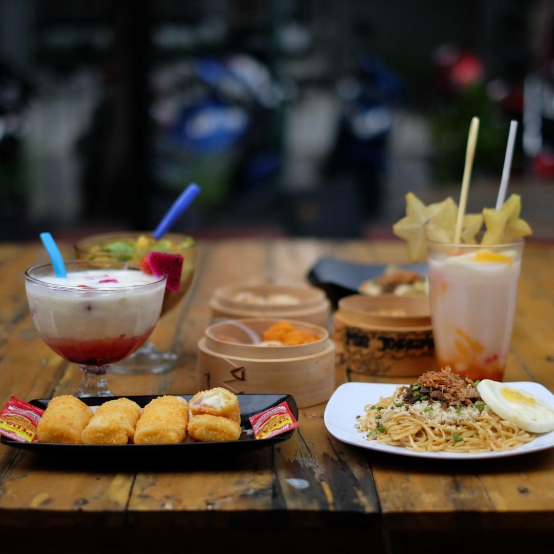 Cafe Hits Mie Jogging Kota Malang mie jogging malang - Dolan Dolen