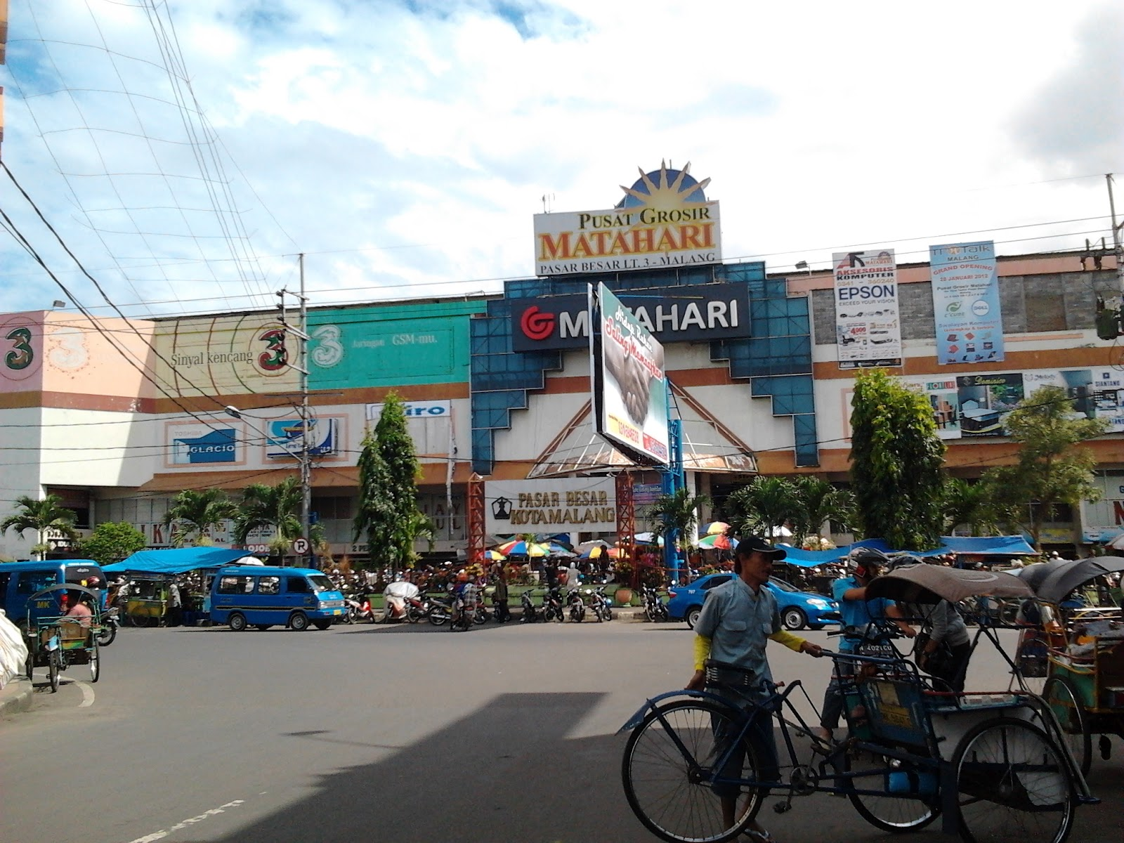 wisata belanja murah pasar tradisional besar malang dolaners pasar besar malang - Dolan Dolen