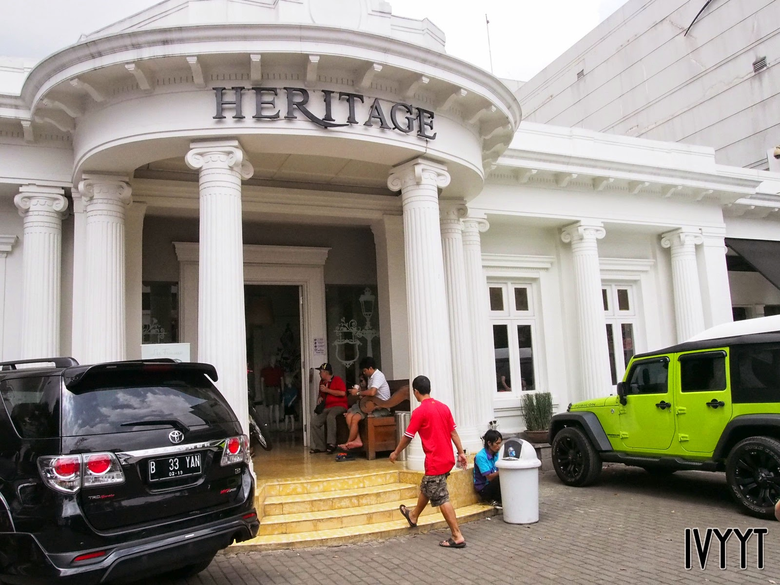 Heritage Factory Outlet, Heritage Bandung, Factory Outlet di Bandung, Bandung, Kota Bandung, Dolan Dolen, Dolaners Heritage Factory Outlet via ivyyt - Dolan Dolen