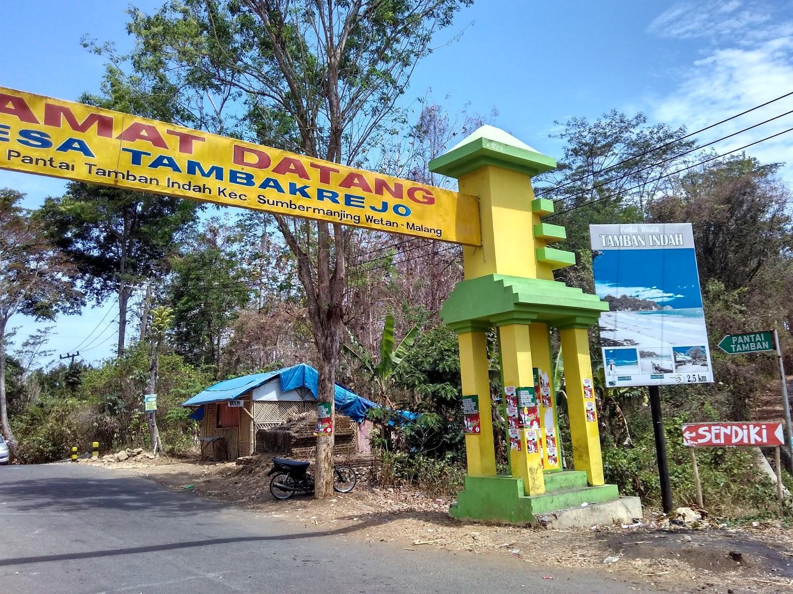 Jalan ke Pantai Tamban, Pantai Tamban, Pantai Tamban Malang, Malang, Kabupaten Malang, Dolan Dolen, Dolaners Jalan ke Pantai Tamban via asyrofil h - Dolan Dolen