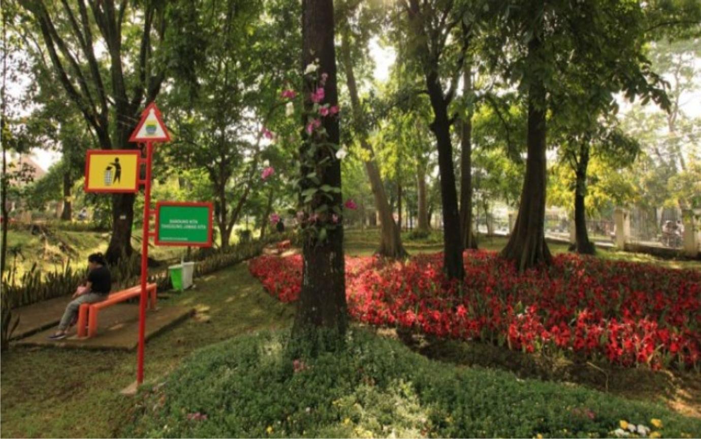 Taman Bunga Pustaka, Taman Pustaka Bunga, Taman Pustaka Bunga Bandung, Bandung, Kota Bandung, Dolan Dolen, Dolaners Taman Bunga Pustaka via M A U L A N A - Dolan Dolen