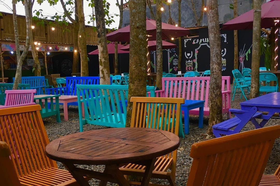 Camilo Colours & Garden, Malang Raya, Dolan Dolen, Dolaners Camilo Colours Garden via camilocag - Dolan Dolen